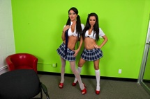Double BJ fun With Kirsten Price